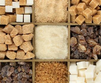 Olika sorters socker PS