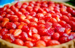 jordgubbstårta PS