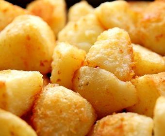 mjölig potatis PS
