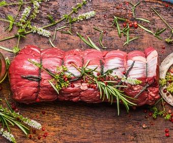Kött i ugn