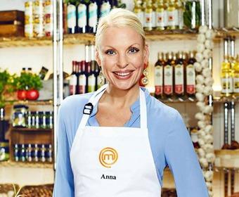 Anna Barkman-Messeter i Sveriges Mästerkockförkläde