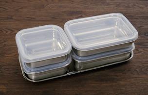 Mise en place-skålar