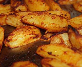 Ugnsstekt potatis PS