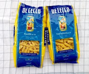 pasta från de cecco PS