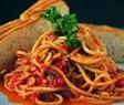 pasta med tomatsås PS