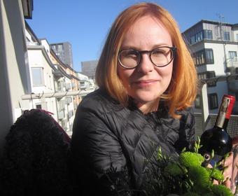 Jenny Warg, blogg Jennys känsla för smak