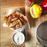 Cajunkryddade potatisskal och rökt äppelskruttsmajo