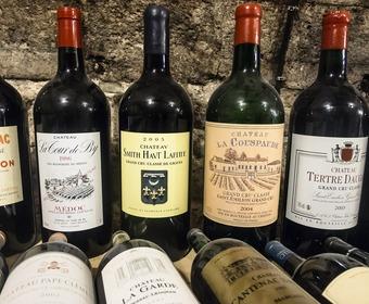 Vin och grundsmakerna PS
