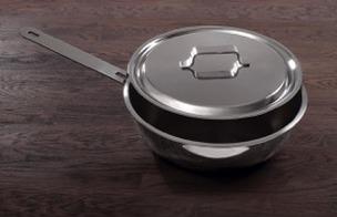 Sauteuse – en fransk wok