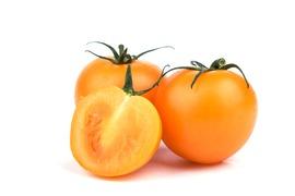 Tomat - Gula tomater