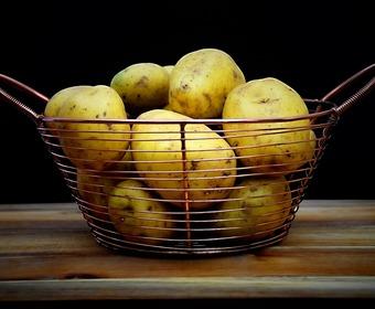 Förbereda potatis PS