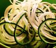 Zucchinispagetti LCHF
