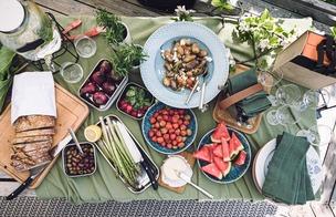Garden party kalas trädgård utrustning verktyg redskap