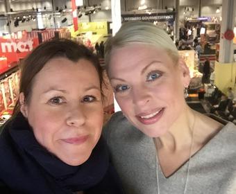 Anna Barkman-Messeter Professional Secrets på Mitt Kökmässan