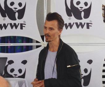 Paul Svensson hos WWF