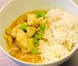 PS klassiker: Kokt höna (i curry)