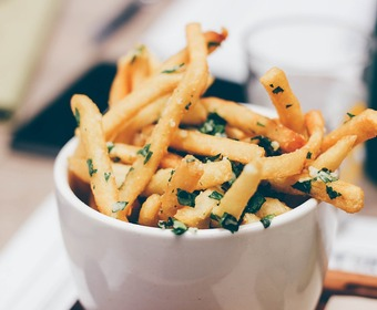 friterad potatis pommes frites PS