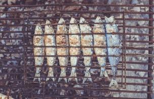 grillad fisk PS