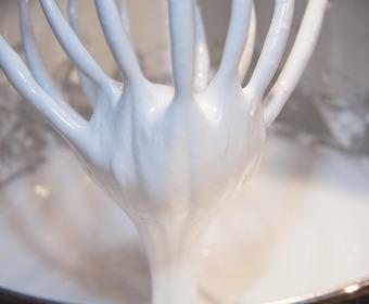 vispad äggvita på visp