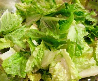 besk grönsallad
