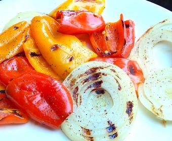 Grillade grönsaker