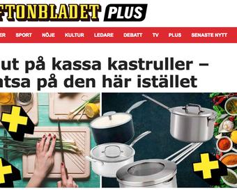 PS kastrull Aftonbladet PLUS