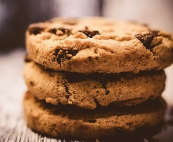 chocolate chip cookies PS