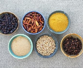 kryddor i skålar, Professional Secrets