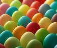 ägg i skål av glas