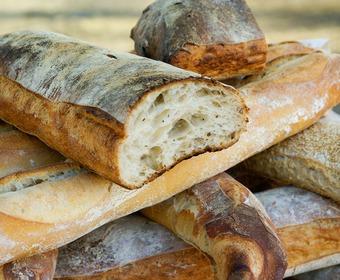Bröd, baguetter